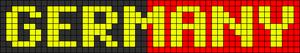Alpha pattern #7055