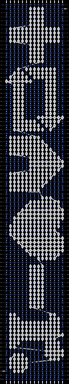 Alpha pattern #7060 pattern