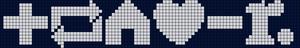 Alpha pattern #7060