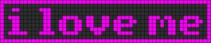 Alpha pattern #7063