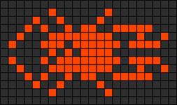 Alpha pattern #7069