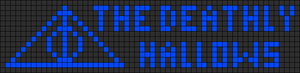 Alpha pattern #7070