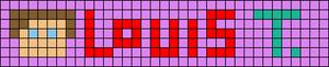 Alpha pattern #7083