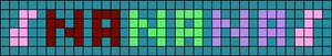Alpha pattern #7084