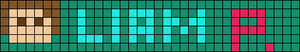 Alpha pattern #7086