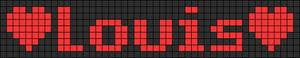 Alpha pattern #7094