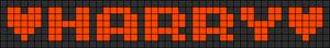 Alpha pattern #7095