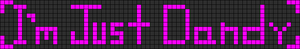Alpha pattern #7096