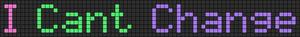 Alpha pattern #7097