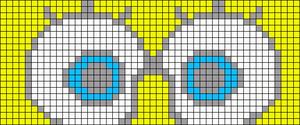 Alpha Friendship Bracelet Pattern #7099