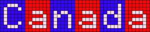 Alpha pattern #7103