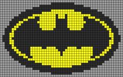 Alpha Friendship Bracelet Pattern #7109
