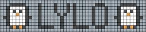 Alpha pattern #7112