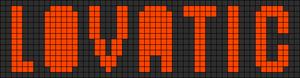 Alpha pattern #7113