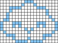 Alpha pattern #7115