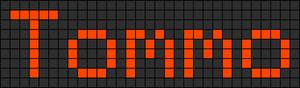 Alpha pattern #7132