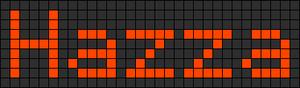 Alpha Friendship Bracelet Pattern #7133