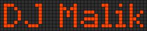 Alpha pattern #7134