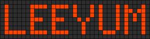 Alpha pattern #7135