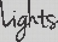 Alpha Friendship Bracelet Pattern #7146