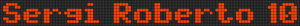 Alpha pattern #7151