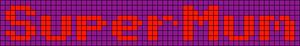 Alpha pattern #7155