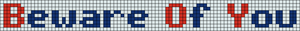 Alpha pattern #7157