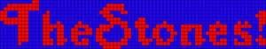 Alpha pattern #7159