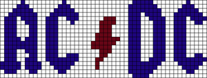 Alpha pattern #7162