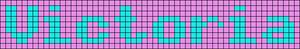 Alpha pattern #7163