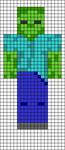 Alpha pattern #7165
