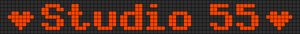 Alpha pattern #7167