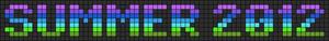 Alpha pattern #7170