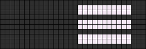 Alpha pattern #7171