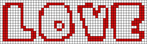 Alpha pattern #7184