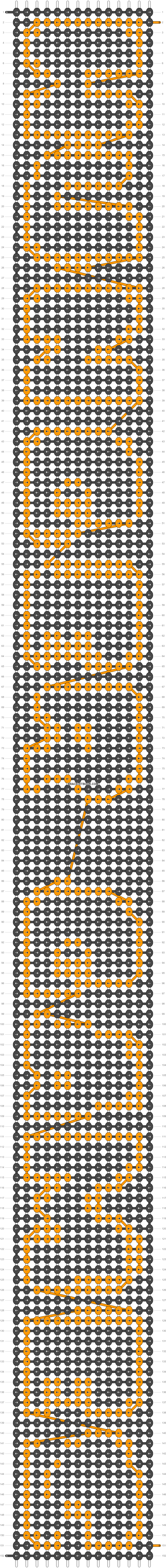 Alpha pattern #7185 pattern