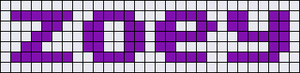 Alpha pattern #7189
