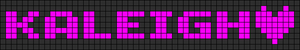 Alpha pattern #7190