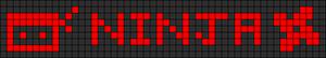 Alpha pattern #7195