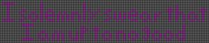 Alpha pattern #7197