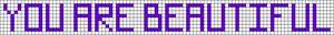 Alpha pattern #7198