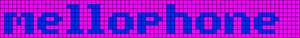 Alpha pattern #7210