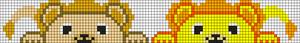 Alpha pattern #7212