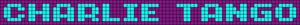 Alpha pattern #7218