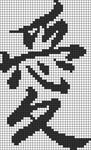 Alpha pattern #7224