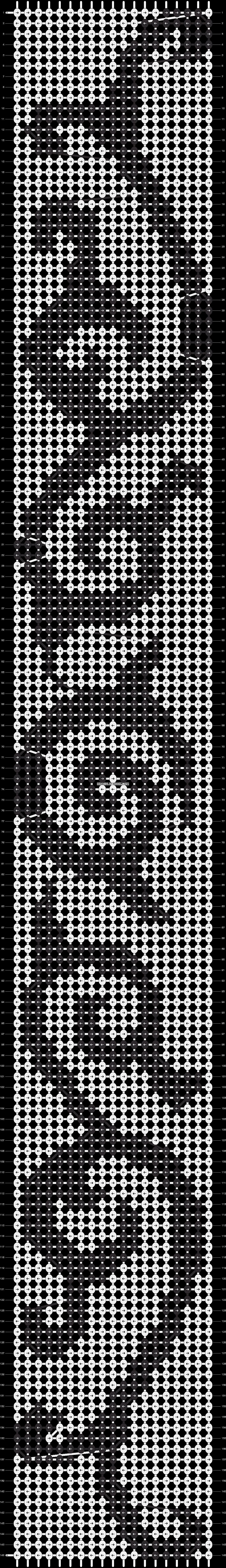 Alpha pattern #7229 pattern