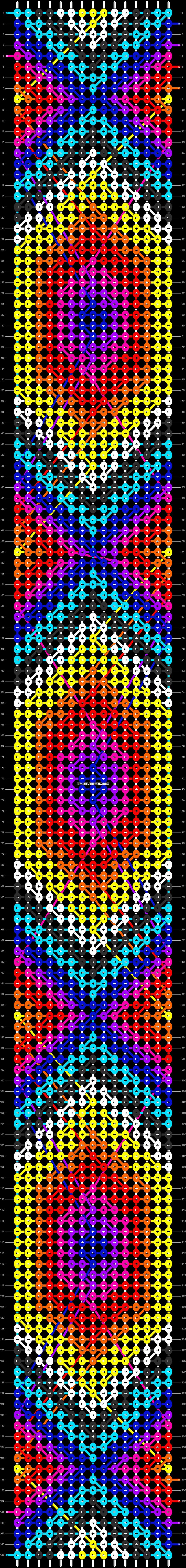 Alpha pattern #7235 pattern