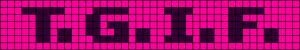 Alpha pattern #7241