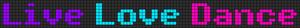 Alpha pattern #7243