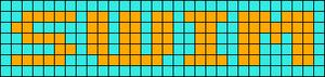 Alpha pattern #7250